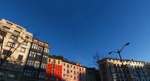Bilbao, província de Biscaia, país Basque, Espanha, península ibérica, Europa Imagem de Stock Royalty Free