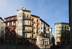 Bilbao, província de Biscaia, país Basque, Espanha, península ibérica, Europa Imagens de Stock
