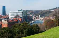 Bilbao, province of Biscay, Basque Country, Spain, Iberian Peninsula, Europe Stock Images