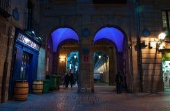 Bilbao, provincia de Vizcaya, país vasco, España, España septentrional, península ibérica, Europa Fotografía de archivo