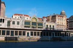 Bilbao, provincia di Biscaglia, Paese Basco, Spagna, penisola iberica, Europa Fotografia Stock Libera da Diritti