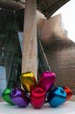 Bilbao, provincia di Biscaglia, Paese Basco, Spagna, Spagna del Nord, penisola iberica, Europa Fotografie Stock Libere da Diritti