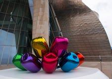 Bilbao, provincia di Biscaglia, Paese Basco, Spagna, Spagna del Nord, penisola iberica, Europa Immagini Stock Libere da Diritti