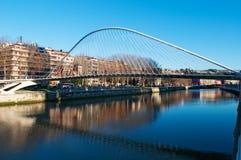 Bilbao, provincie van Biskaje, Baskisch Land, Spanje, Iberisch schiereiland, Europa Stock Afbeeldingen