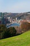 Bilbao, provincie van Biskaje, Baskisch Land, Spanje, Iberisch schiereiland, Europa Stock Fotografie