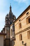 Bilbao, provincie van Biskaje, Baskisch Land, Spanje, Iberisch schiereiland, Europa stock afbeelding