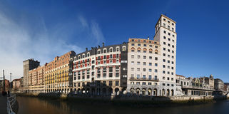 Bilbao, prowincja Biskajski, Baskijski kraj, Hiszpania, Iberyjski półwysep, Europa Zdjęcie Royalty Free