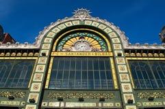 Bilbao, prowincja Biskajski, Baskijski kraj, Hiszpania, Iberyjski półwysep, Europa Fotografia Royalty Free