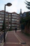 Bilbao, prowincja Biskajski, Baskijski kraj, Hiszpania, Iberyjski półwysep, Europa Zdjęcie Stock