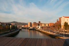 Bilbao, prowincja Biskajski, Baskijski kraj, Hiszpania, Północny Hiszpania, Iberyjski półwysep, Europa Zdjęcie Stock
