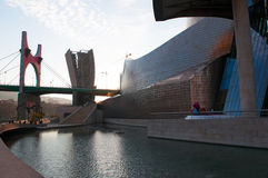 Bilbao, prowincja Biskajski, Baskijski kraj, Hiszpania, Północny Hiszpania, Iberyjski półwysep, Europa Obraz Stock