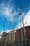 Bilbao, prowincja Biskajski, Baskijski kraj, Hiszpania, Północny Hiszpania, Iberyjski półwysep, Europa Zdjęcia Stock