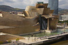 Bilbao - Spain Royalty Free Stock Photography