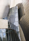 BILBAO, SPAIN-JULY 19: The Guggenheim Museum in Bilbao, Spain Stock Photos