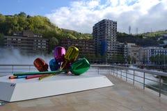 Bilbao, Spanien Stockbild