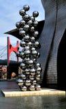 Bilbao, Spanje royalty-vrije stock foto's