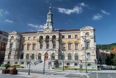 Bilbao Town Hall Stock Photography