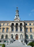 Bilbao Town Hall Stock Images