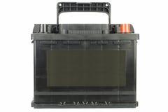 Bilbatteri arkivfoto