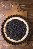 Bilberry cake Royalty Free Stock Photos