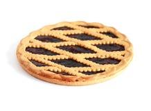 Bilberry Pie Royalty Free Stock Photos