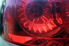 Bilbillyktor Lyxiga billyktor arkivfoton
