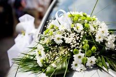 bilbröllop Arkivbilder