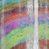 Bild auf Stein Stockbilder