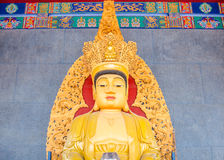 Bild av bodhisattvaen Arkivbild