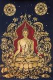 Bild av buddha Arkivfoto
