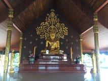 Bild av buddha i Pruprow Royaltyfri Bild