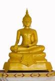 Bild av Buddha som sitter Arkivbilder