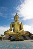 Bild av Budha i Thailand Fotografering för Bildbyråer