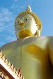 Bild av Budha i Thailand Royaltyfri Foto