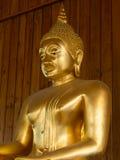Bild av den buddha statyn Arkivbilder