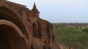 Bild av ett fält från en tempel lager videofilmer