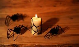 Bild av halloween feriebakgrund Royaltyfri Bild