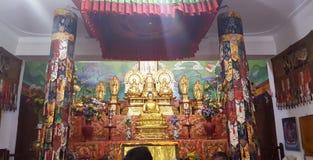Bild av Lord Buddha Arkivbilder