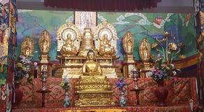 Bild av Lord Buddha Royaltyfria Bilder