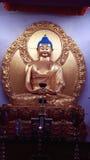 Bild av Lord Buddha Arkivfoton