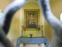 Bild av Madonna Arkivbild