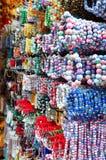 Bild av pärlan som är färgrik i porslinstaden, singapore Royaltyfria Foton