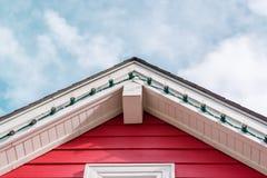 Bild av taket Arkivbild