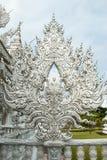 Bild av vita buddha Royaltyfria Bilder