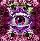 Bild der abstrakten Kunst Stockbild