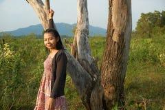 Bild der asiatischen Schönheit Lizenzfreie Stockfotografie