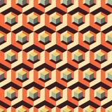 Bild der Bienenwabe Background vektor abbildung