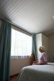 Bild der Einsamkeit Stockfotografie