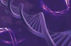 Bild des DNA-Stranges Lizenzfreie Stockbilder