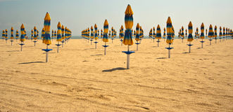 Strandurlaubsort Albena Stockbilder